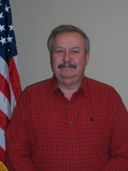 Gene Anderson, County Board Representative