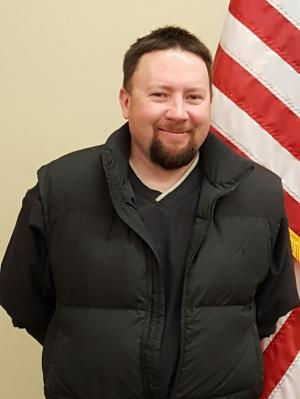 Nick Stafford, Chair