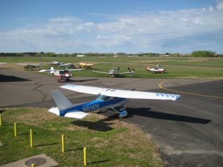 Mora Municipal Airport